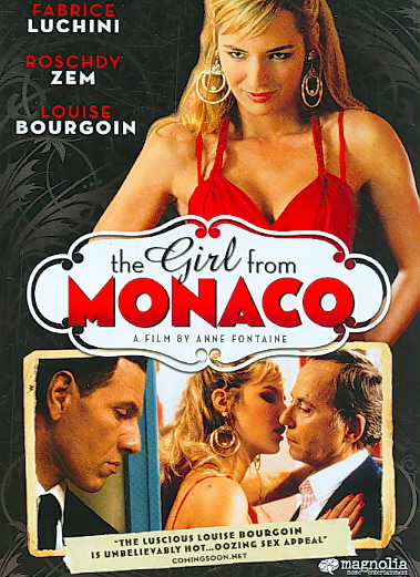 GIRL FROM MONACO BY LUCHINI,FABRICE (DVD)