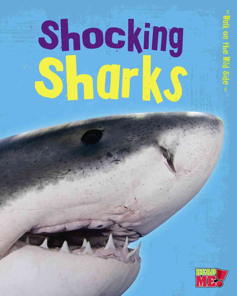 Shocking Sharks By Guillain, Charlotte